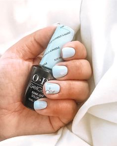 OPI • Suzi Without A Paddle • #blushsalon_spa Nails B Blush Nails, Paddle, Opi, Salons, Beauty, Instagram, Lounges, Beauty Illustration