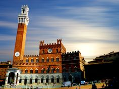 Piazza del Campo ~ Siena by Pieter Arnolli on 500px