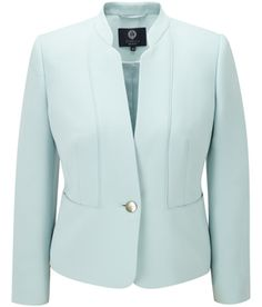 Petite Cropped Pastel Jacket | Was £119 Now £29.90 | CC