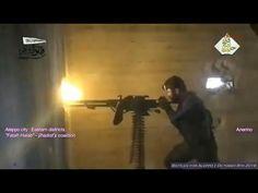 Guerra na Síria - Batalhas por Aleppo - 8.10.2016