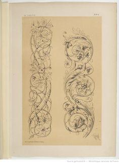 Specimens de la décoration et de l'ornementation au XIXe siècle / par Liénard