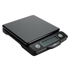 ❥ OXO Good Grips Food Scale with Pull-Out Display, Black: Digital Kitchen Scales: Kitchen & Dining Large Plates, Plates And Bowls, Large Bowl, Digital Food Scale, College Games, Digital Kitchen Scales, Black Food, Good Grips, Kitchen Dining