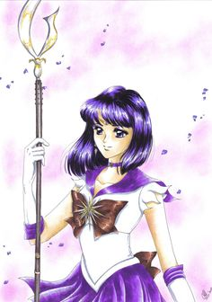 Prize: Sailor Saturn by Toto-the-cat.deviantart.com on @deviantART