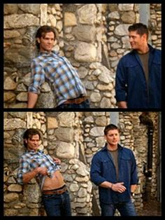 I think Jared spends to much time posing than acting :D