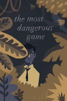 Image result for the most dangerous game book cover