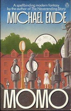 MOMO Published February 4th 1986 by Penguin Books. UK