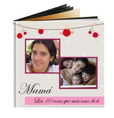 Momentos únicos, un sin fin de recuerdos. Diseña tu Photobook del día de las madres en Picmories.com