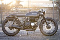 1975 Honda CB400F from Salty Speed Co.