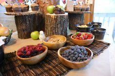 Woodland Creatures Baby Shower | Lemon Tree Studio