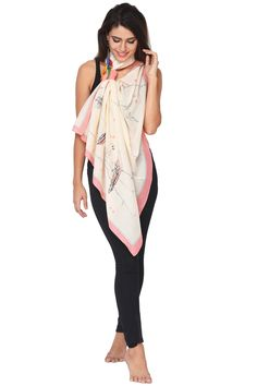 scarves, printed scarf, fashion scarf