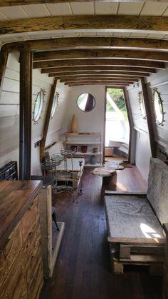 52 ft traditional narrow boat