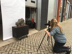 Fotoshoot voor brochure Sculptures NOW #sculpturesnow #sculptures #beelden #sculpturen #driebergen #sparrendaal #beurs #fotoshoot www.sculpturefair.nl
