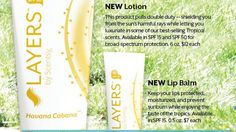 New to Scentsy Fragrance Layers...Sunblock and Lip Balm http://stephsinlovewithscents.scentsy.us (online orders)