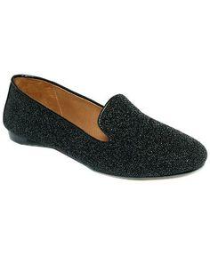 Donald J Pliner Shoes, Denda Flat Smoking Shoes