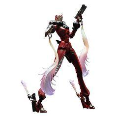 Bayonetta Jeanne Action Figure
