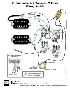 Wiring Diagram For 2 Humbuckers 2 Tone 2 Volume 3 Way Switch I E Traditional Lp Set Up Find More At Wiring Diagrams Epiphone Les Paul Epiphone Les Paul