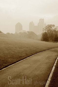 Path to Midtown @ Piedmont Park Atlanta  by ashartphotography
