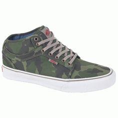 Vans Chukka Mid Shoes at Dan s Comp Bmx Shoes 38459b513