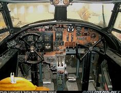 141 (cn 1313) Cockpit photo of Avro Anson XIX no 141 of the Irish Air Corps museum. This aircraft joined the IAC in 1946. The aircraft was restored in the 1990s after a spell in storage at the Irish Aviation Museum. Congrats to Airman Michael Whealan for the fantastic job he is doing preserving Irish military aviation history.