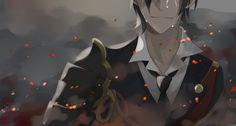 Touken Ranbu * Shokudaikiri Mitsutada「朱が見えた夜」/「和和晴」のイラスト [pixiv]