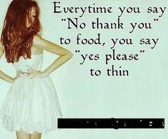 Good bye food