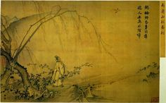 """The Golden Era of Chinese Painting"" Sung Dynasty (960-1179)"