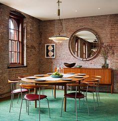 A Modern Tribeca Loft From A Converted Caviar Warehouse