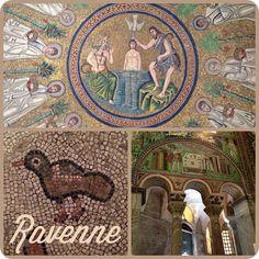 Nouveau sur le blog: Ravenne, capitale de la mosaïque - Instagram by @carnetdescapade