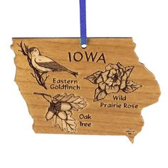 """state christmas tree ornaments 