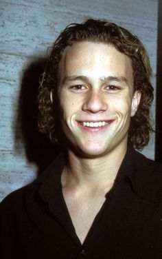 Heath Ledger Smile, Heath Legder, Mars In Cancer, Infp Personality Type, Beautiful Men, Beautiful People, Australian Actors, I Miss U, Hot Actors