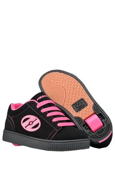 Heelys Straight Up Sneaker Sneaker  Lace-upKids Zapatos Con Ruedas 8af6be0e662
