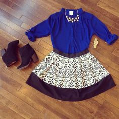 black and blue <3 http://primpyourself.com/feeling-black-and-blue/