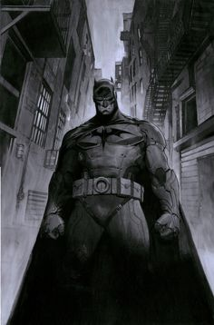 Batman-alley by ZurdoM More about batman here.
