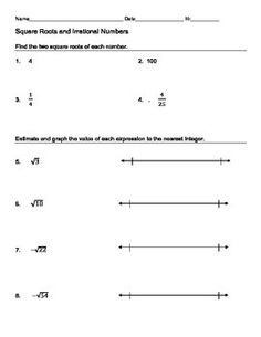 estimating square roots on a number line task card activity 8 ns 2 irrational numbers fun. Black Bedroom Furniture Sets. Home Design Ideas