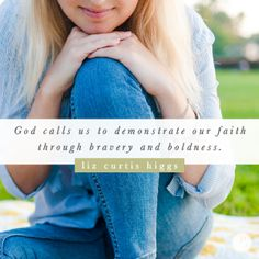 Too often we base our faith on how we feel. When we put feet to our faith, believing we'll find an answer, that's when miracles happen.The Lord is calling us to do the same. God calls us to demonstrate our faith by doing something brave and bold. To act on our belief in Jesus by reaching beyond our comfort zone, knowing He is ready and waiting with healing in His wings.