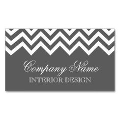 cartão de visita design interiores - Pesquisa Google