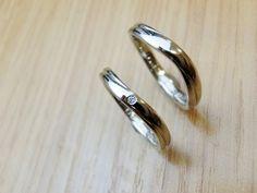 material:pt wide:2.8mm/3mm option:diamond  http://www.yubiwatsukuru.com/