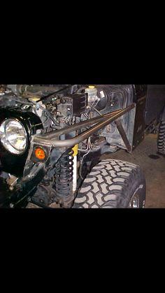 Jeep Tj, Jeep Truck, Jeep Wrangler Fenders, Sterling Trucks, Jeep Bumpers, Dodge Power Wagon, Custom Jeep, Jeep Parts, Cool Jeeps