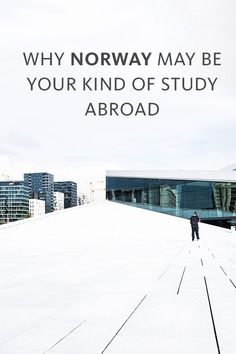 There are so many ADVENTURES in Oslo, Norway when you study abroad. Experience a 1-mile toboggan run, go to a concert in a medieval stone castle or check out wild and unique art installations at a sculpture park. Click our blog to see more free and fun activities to do in Norway.