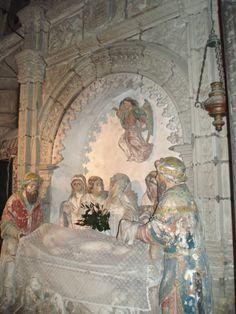 Túmulo da Capela da Igreja de São João do Souto