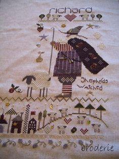 shepherds bush cross stitch - Google Search
