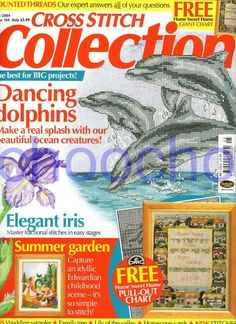 Cross Stitch Collection N'104