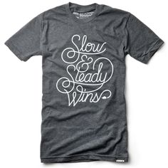 Slow   Steady (Heather Black) af7d7c3c91c