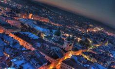 Всемирное наследие #UNESCO.Исторический цент Львова,Украина.