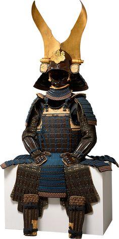 Galerie Jean-Christophe Charbonnier (Stand N17) / Exceptionnelle armure de Daimyô de type gomaido – Deuxième moitié de l'époque Edo (1600-1868)
