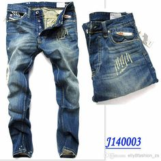Casual Fashion hiphop Denim Mens Overall Jeans Skinny Loose fit Jeans – teeteecee - fashion in style Loose Fit Jeans, Skinny Jeans, Jeans Pants, Hiphop, Overalls, Denim, Fitness, Casual, Style
