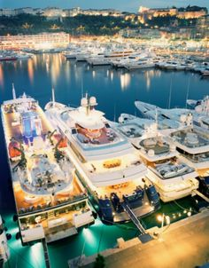 Monte Carlo, Monaco... to be there or to own one