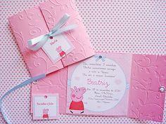 Convite Peppa Pig | Flickr - Photo Sharing!