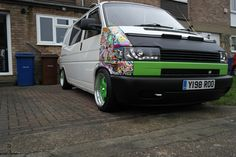 Show me your lowrider!!!! - Page 25 - VW T4 Forum - VW T5 Forum