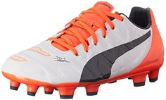 huge selection of 77500 99c2d PUMA evoPOWER 3.2 Jr. Cleat Best Soccer Shoes, Wide Feet, Athletic Shoes,